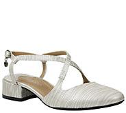 J. Renee Low-Heel Dress Shoes - Petara - A425086