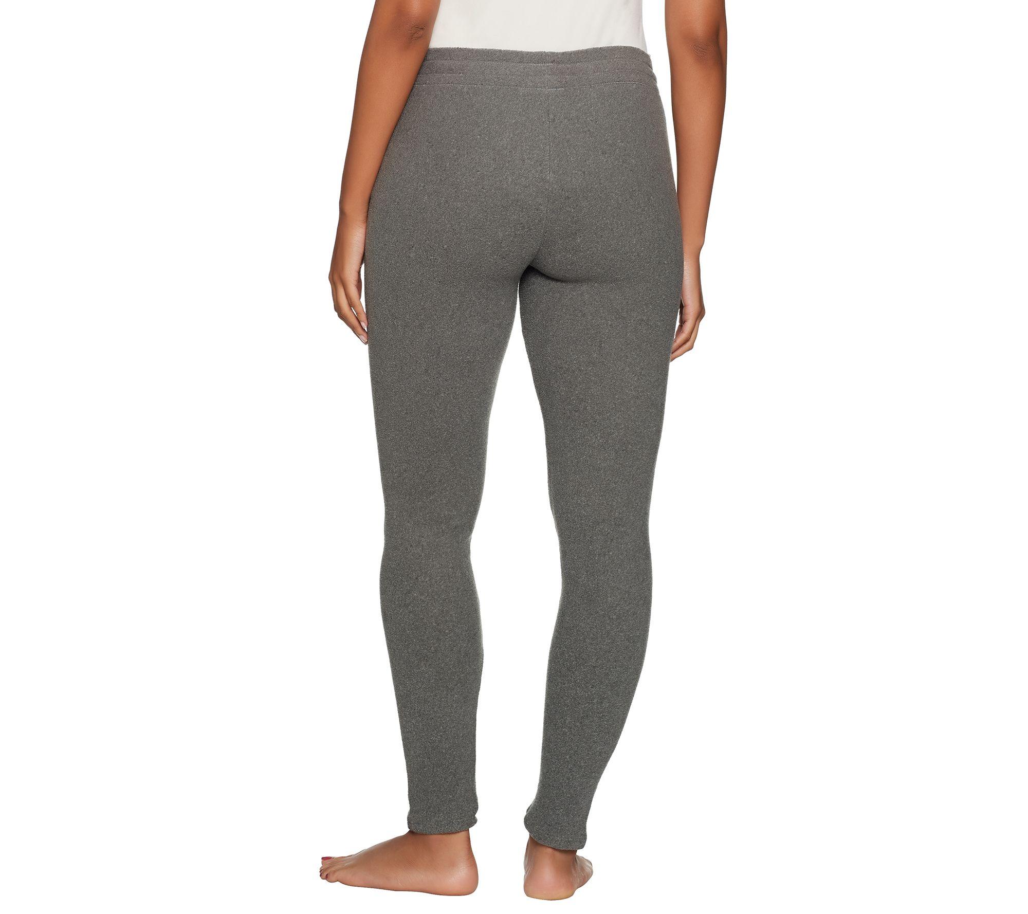 8c43f32b7dc32f Cuddl Duds Fleecewear Stretch Leggings - Page 1 — QVC.com