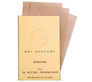 Mai Couture Blotting and Bronzing Papier - A335487