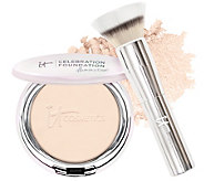 IT Cosmetics Celebration Foundation Illumination with Brush - A253488
