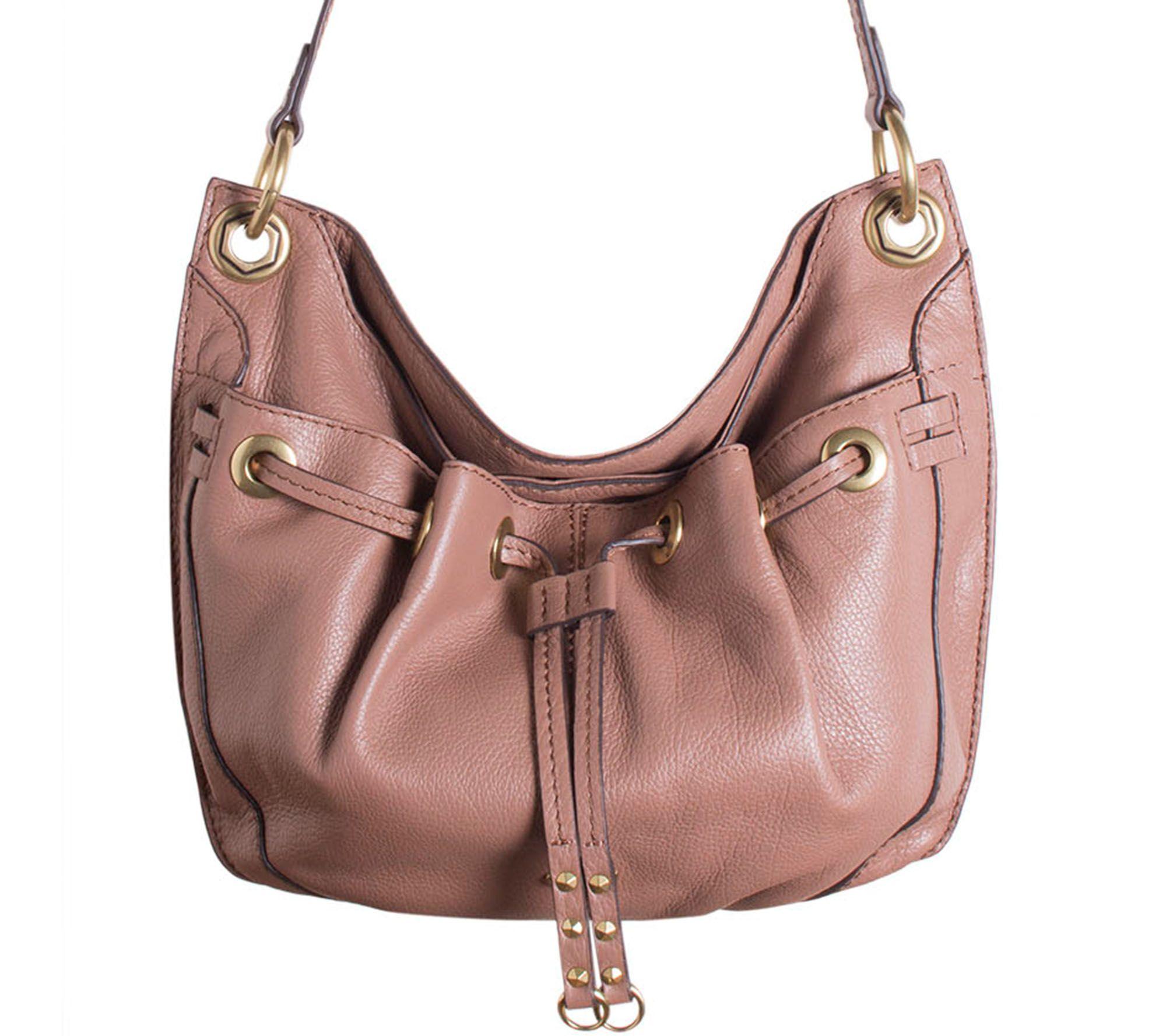 de76c88997f6 orYANY Italian Grain Leather Crossbody Bag - Celine - Page 1 — QVC.com