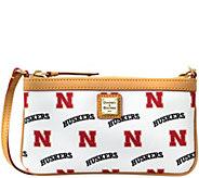 Dooney & Bourke NCAA University of Nebraska Slim Wristlet - A283288