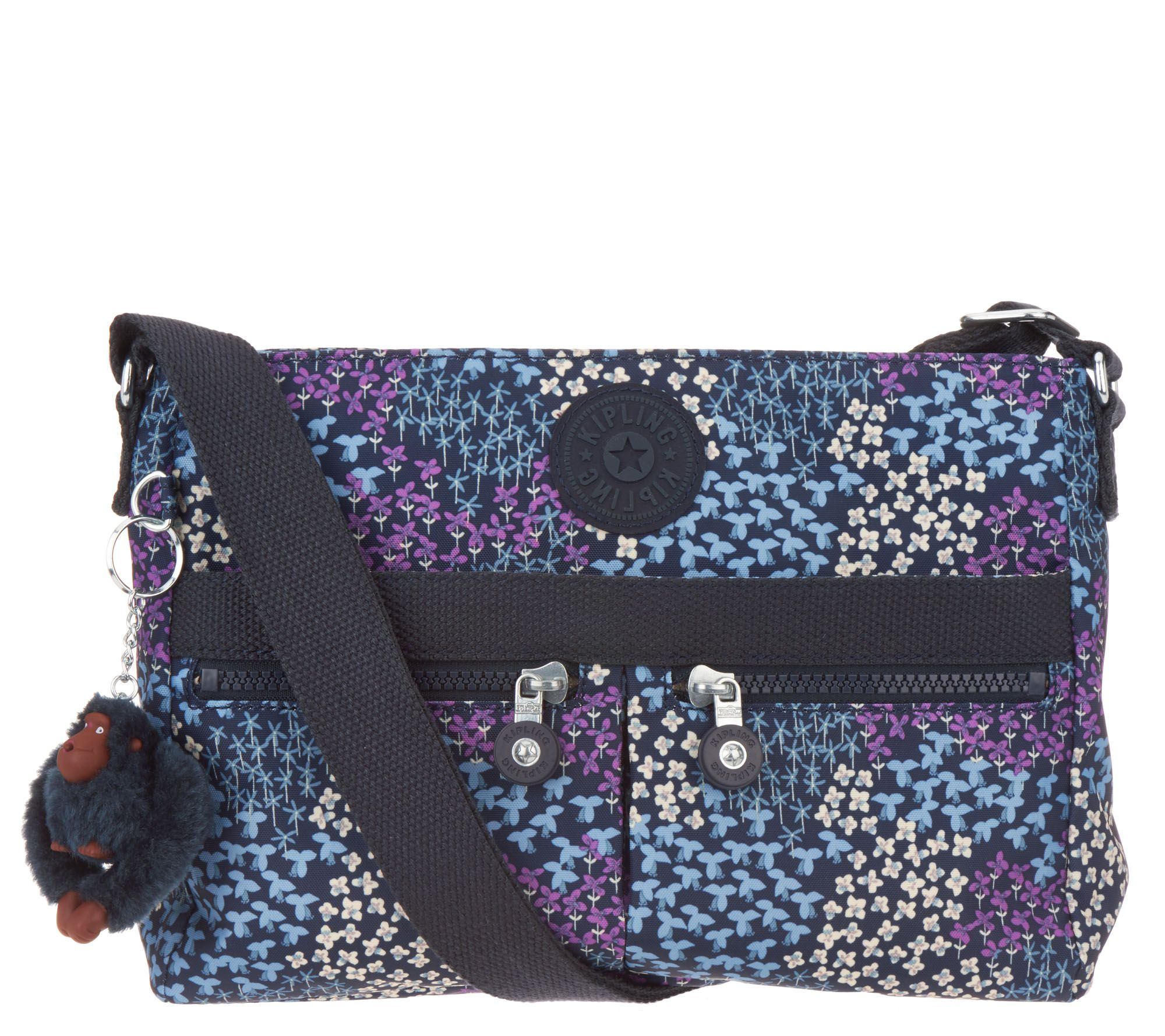 3c54fa5ad Kipling Crossbody Bag - Angie - Page 1 — QVC.com