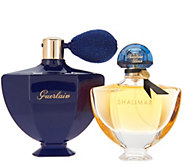 Guerlain Shalimar Eau de Parfum and Iridescent Body Spritz Duo - A302288