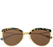 Bertha Hazel Polarized Sunglasses - A414188