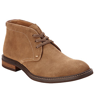Vionic Men's Leather Chukka Style Boots -