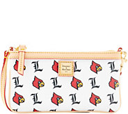 Dooney & Bourke NCAA University of Louisville Slim Wristlet - A283289