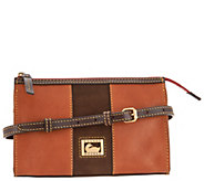 Dooney & Bourke Florentine & Suede East/West Crossbody - A300489