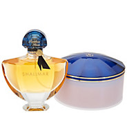 Guerlain Shalimar Eau de Parfum with Perfumed Dusting Powder - A302289