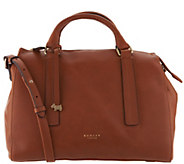 RADLEY London Globe Road Leather Large Satchel Handbag - A307589