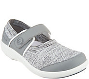 TRAQ by Alegria Dream Knit Mary Janes - Qutie - A342489