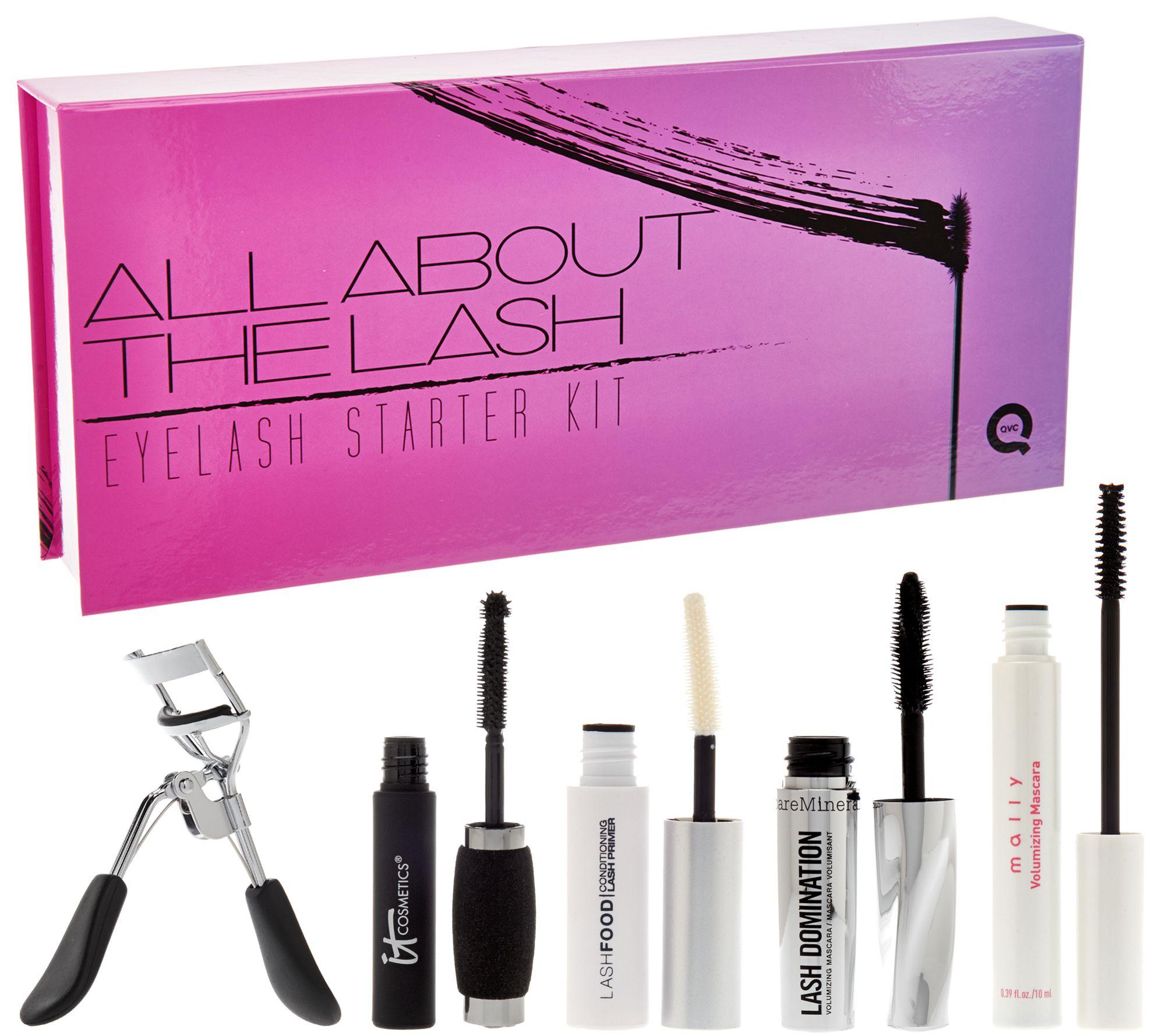 Qvc Beauty All About The Lash Eyelash Starter Kit Page 1 Qvc