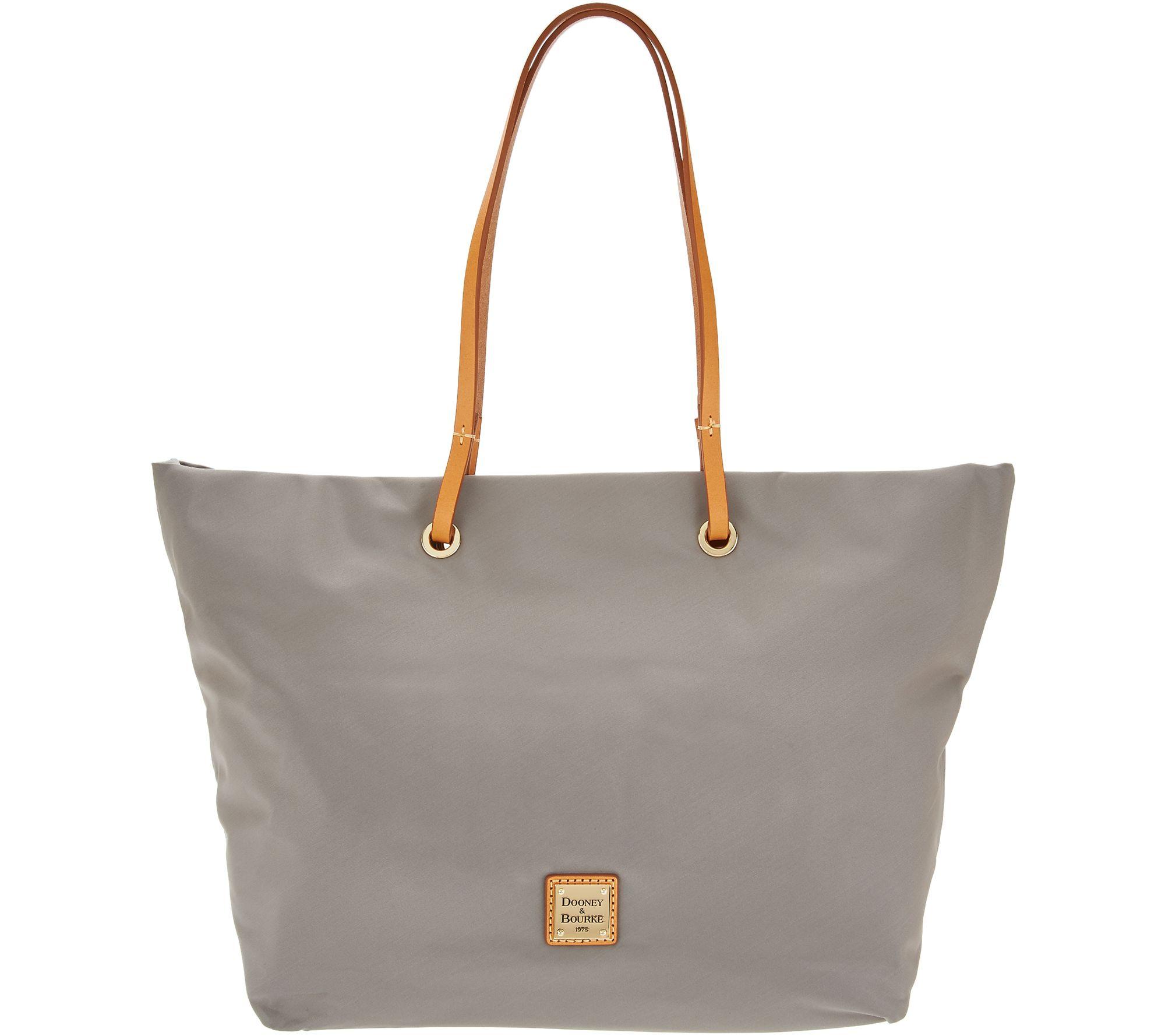 a1d74acc8d1b Dooney & Bourke Miramar Nylon Tote Handbag- Addison - Page 1 — QVC.com