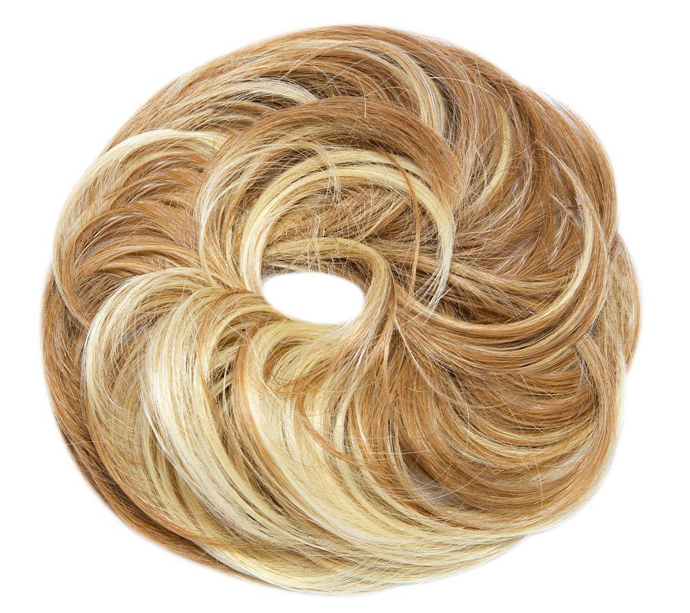 hairdo highlight hair wrap — qvc