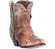 Dan Post Short Cowboy Boots - Livie - A364990
