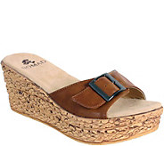 Nomad Wedge Sandals - Redondo - A412290