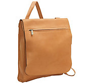 Le Donne Leather Convertible Shoulder Bag/Backpack - A413190