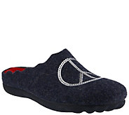 Flexus by Spring Step Wool Slippers - Peaceful - A413790
