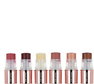 Josie Maran Set of 6 Mini Color Sticks - A298691