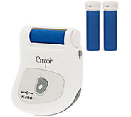 Emjoi Micro-Pedi Nano Callus Remover w/2 BonusRollers - A336091