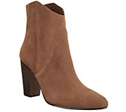 Vince Camuto Suede Ankle Boots - Creestal - A343491