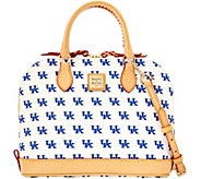 Dooney & Bourke NCAA University of Kentucky Zip Zip Satchel - A283192