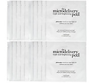 philosophy super-size microdelivery peel pad set - A287992
