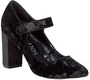 Sole Society Block Heel Mary Janes - Cosima - A356592
