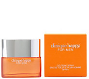 Clinique Happy For Men Cologne, 1.7 oz - A359692