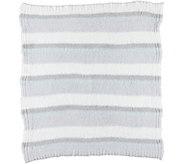 Barefoot Dreams Cozychic Multi-Stripe StrollerBlanket - A360492