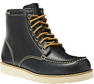 Eastland Leather Ankle Boots - Lumber Up - A361692
