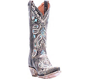 Dan Post Leather Cowboy Boots - Julissa - A364992