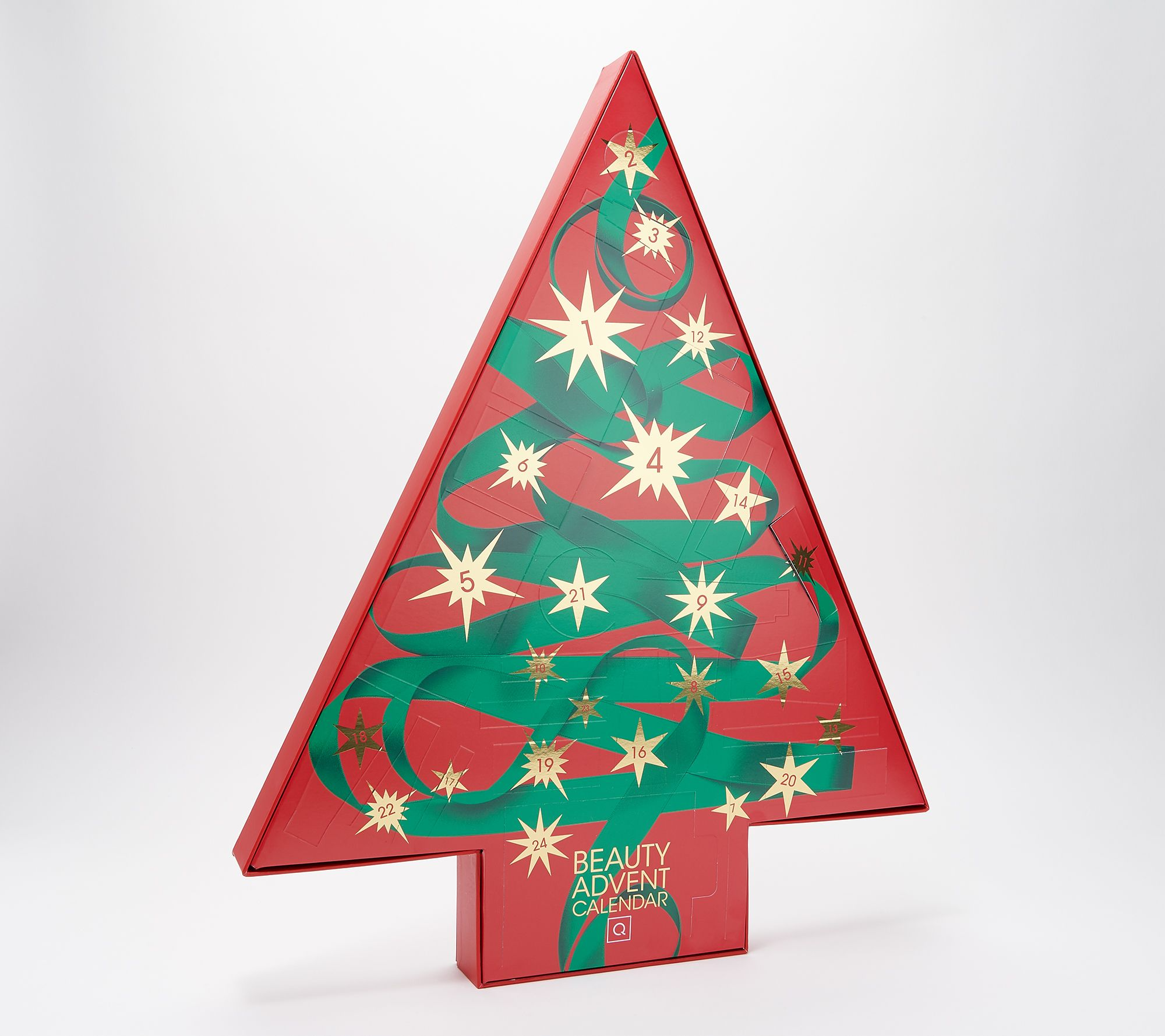 Christmas Beauty.Qvc Beauty Christmas Advent Calendar 24 Piece Sample Collection Qvc Com