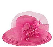 San Diego Hat Co. Lightweight Dressy Pink Hat - A412592