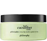 philosophy summer glazed body souffle 8 oz - A413692