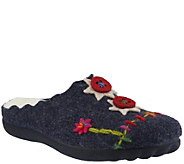 Flexus by Spring Step Wool Slippers - Piketfens - A413792