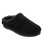 Dearfoams Slippers with Woven Trim - A418192