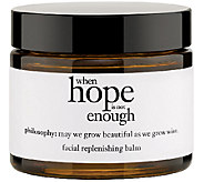 philosophy when hope is not enough 2oz moisturizer Auto-Delivery - A270093