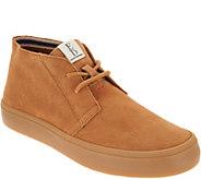 ED Ellen DeGeneres Suede Lace-up Shoes - Dax - A297293