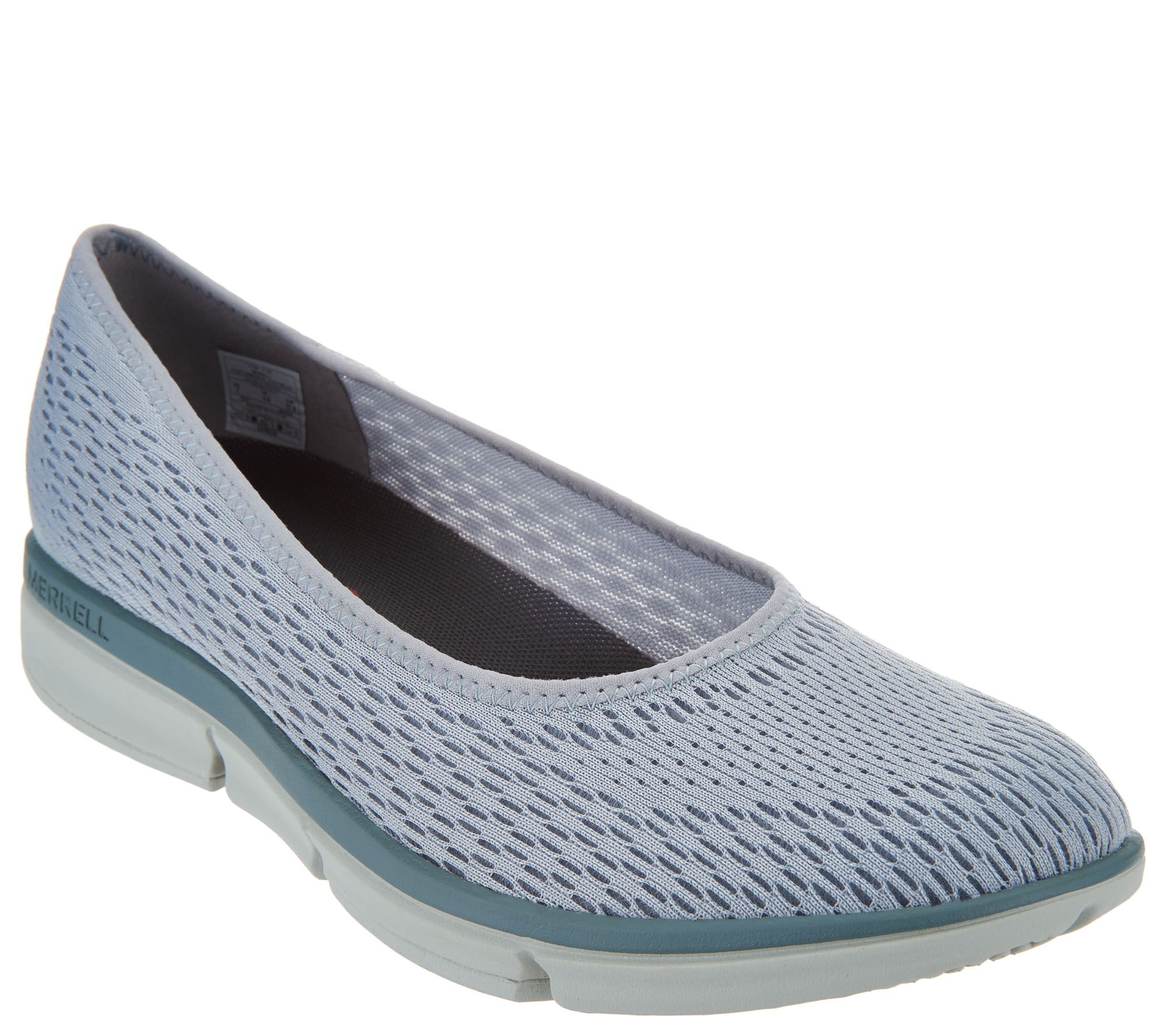 get cheap beautiful in colour separation shoes Merrell Mesh Slip-on Shoes - Zoe Sojourn Ballet — QVC.com