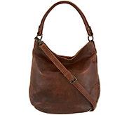 Frye Leather Melissa Hobo Handbag - A308893
