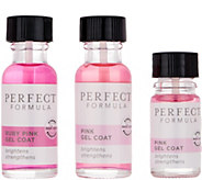 Perfect Formula Gel Coat Pink & Ruby Gel Coat Kit - A345193