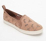 Koolaburra Floral Slip-On Shoes - Amiah - A349693