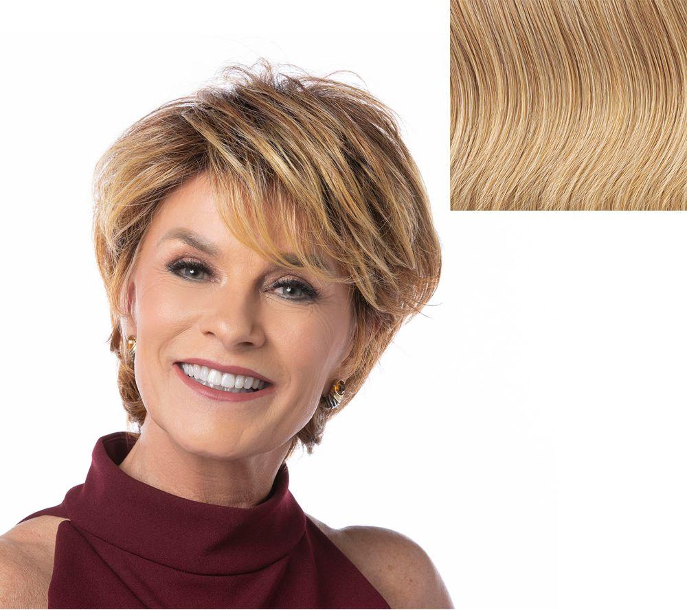 Toni Brattin Marvelous Volume Cut Wig Page 1 Qvc Com