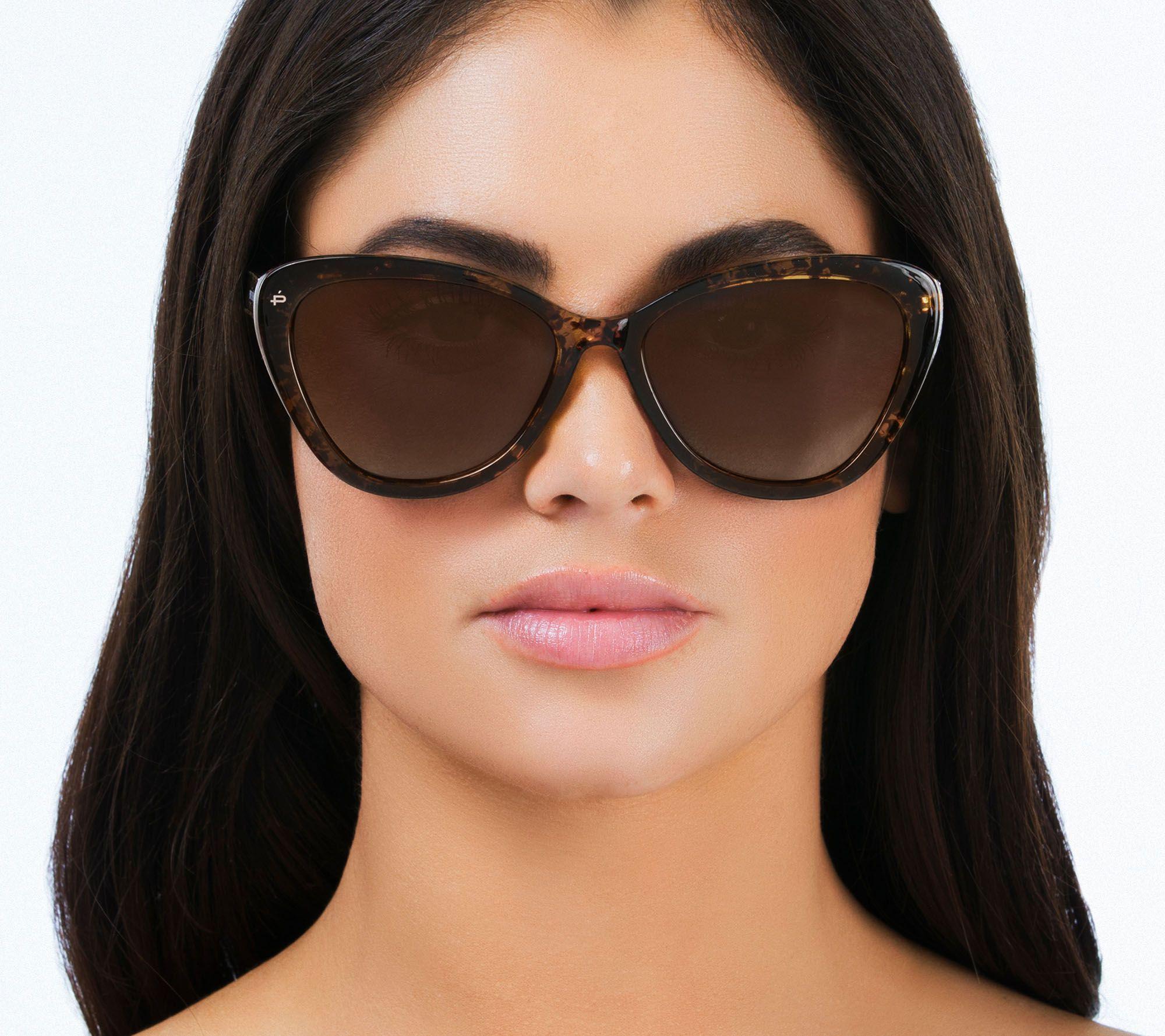 8ba6cde20a Prive Revaux The Hepburn 2.0 Cat-Eye Polarized Sunglasses - Page 1 — QVC.com