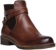 Propet Leather Ankle Boots - Tatum - A363793