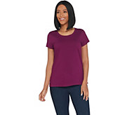 Kelly by Clinton Kelly Essential Knit T-Shirt - A305994