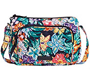 Vera Bradley Signature Iconic RFID Little Hipster - A418394