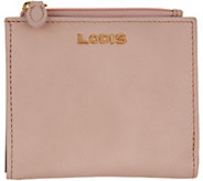 LODIS Italian Leather RFID French Wallet -Aldis - A289995