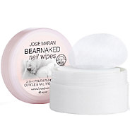 Josie Maran Bear Naked Nail Wipes - 40 Count - A333595